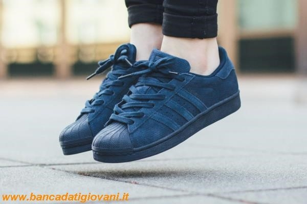Adidas Superstar White Night Indigo