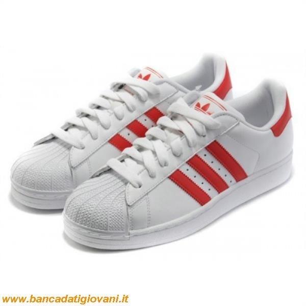 Adidas Superstar 2 Bianche bancadatigiovani.it
