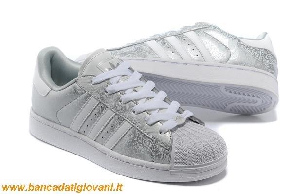 new styles 6ec7a a1199 Adidas Superstar 2 Bianche