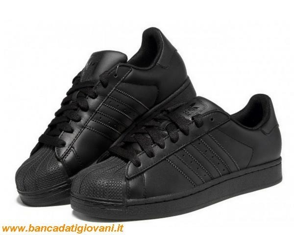Adidas Superstar Total Black