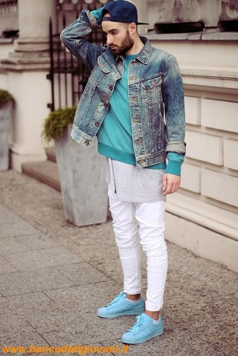 Adidas Superstar Supercolor Outfit