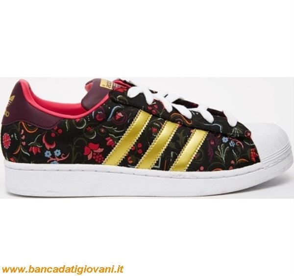 Superstar Adidas Fiori