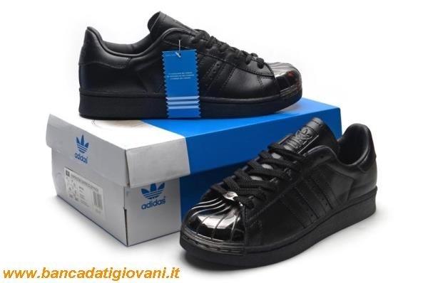 adidas superstar nere 43