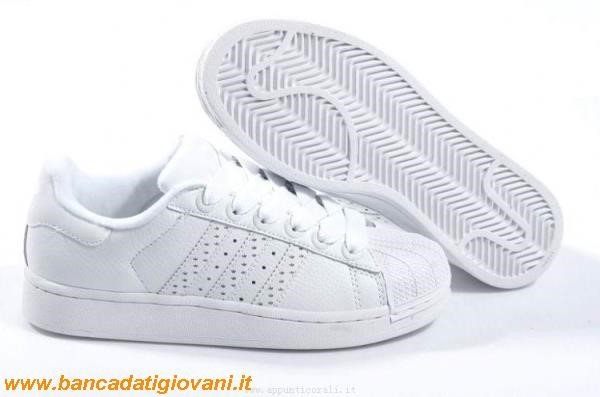 Superstar Bianche Adidas