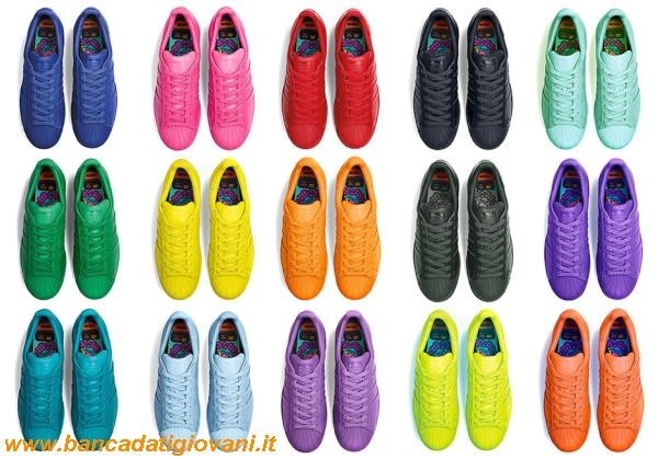 Superstar Supercolor Adidas 2015