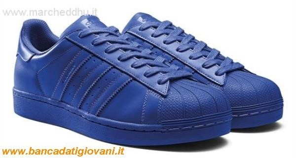Superstar Supercolor Blu