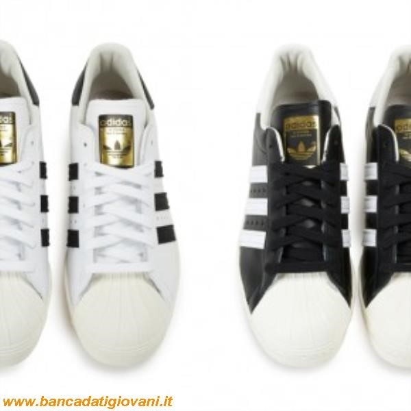 Adidas Superstar 80s Nere