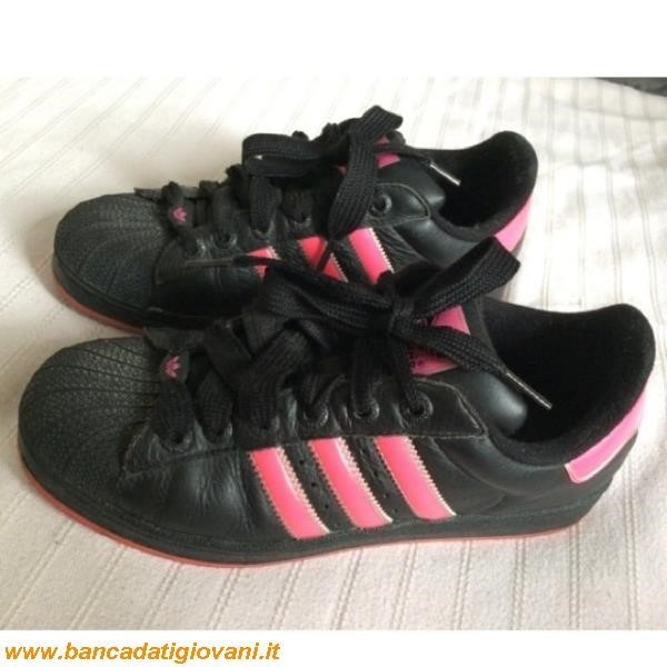 Adidas Superstar Nere 39