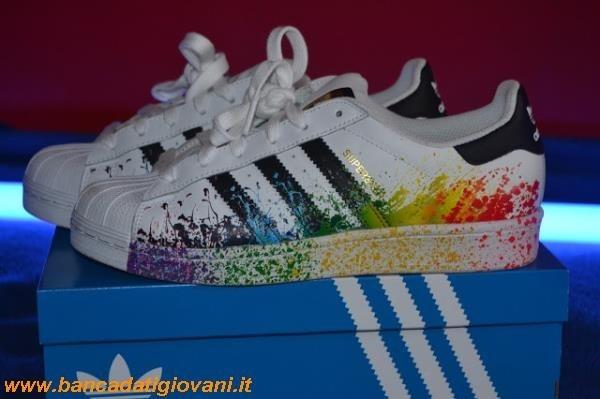 cheap for discount dd01d 796dc Scarpe Superstar Adidas Zalando bancadatigiovani.it