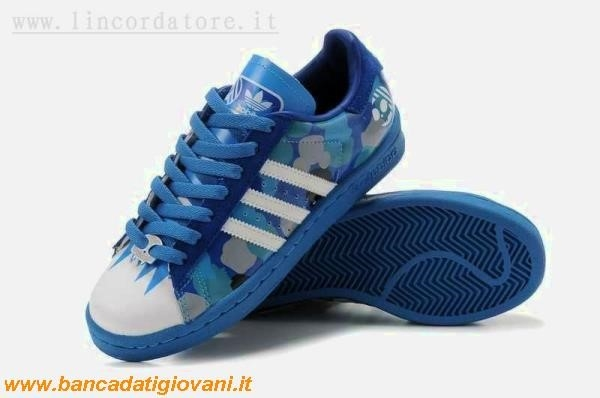 Superstar Blu E Bianche