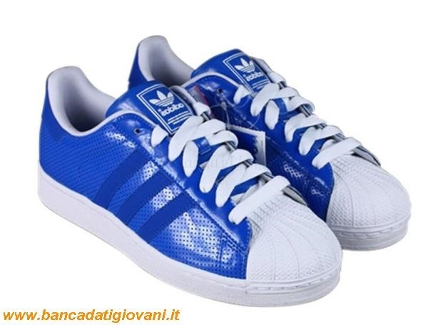 Superstar Blu E Nere