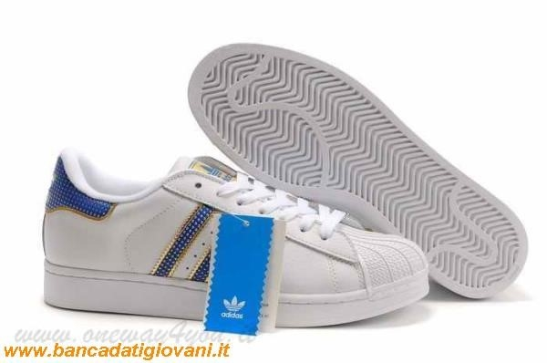 Superstar Blu E Oro