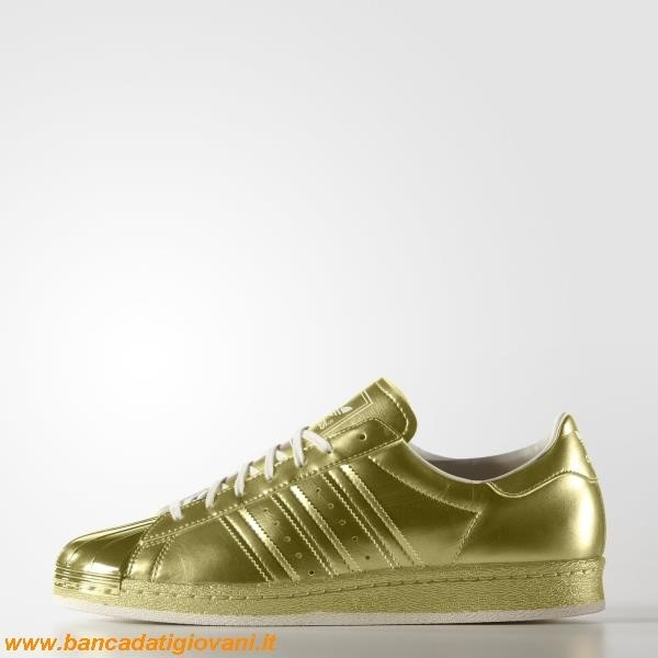 Adidas Superstar 80s Uomo