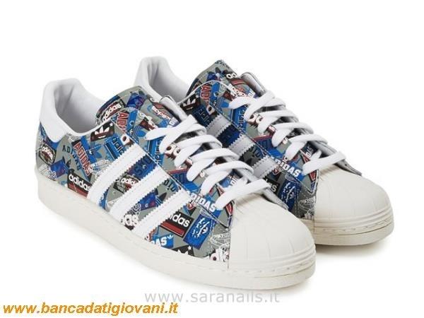 wholesale dealer 975ae 0cbf5 Adidas Superstar Nere E Bianche Zalando