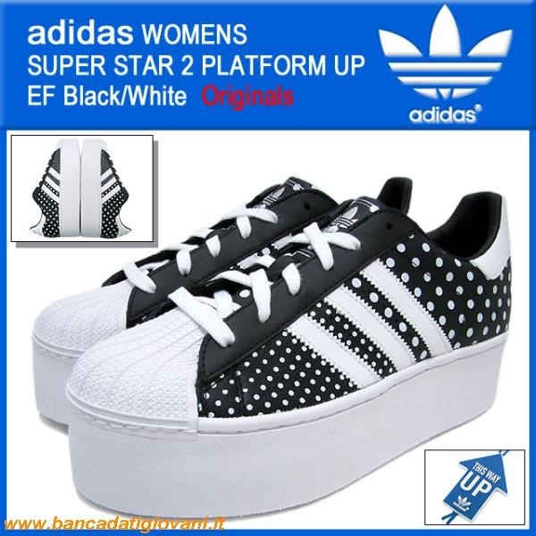 Adidas Superstar 2 Platform Up Ef