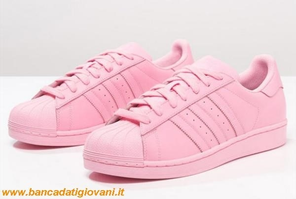 Superstar Adidas Supercolor Light Pink