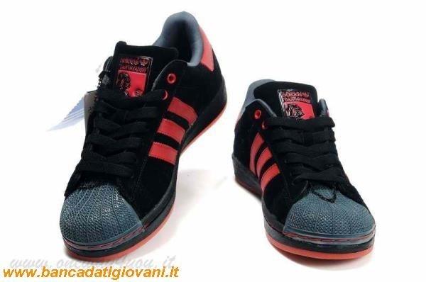 adidas superstar rosse o nere
