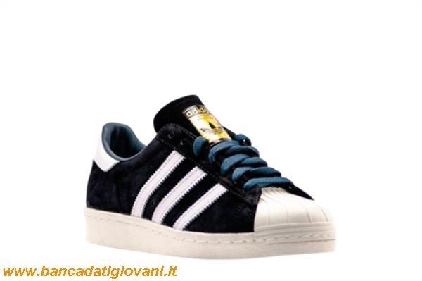 dd64c25d20 Adidas Superstar Blu Camoscio bancadatigiovani.it