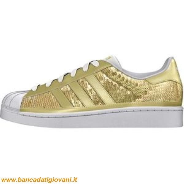 Superstar Adidas Bianche E Rosse