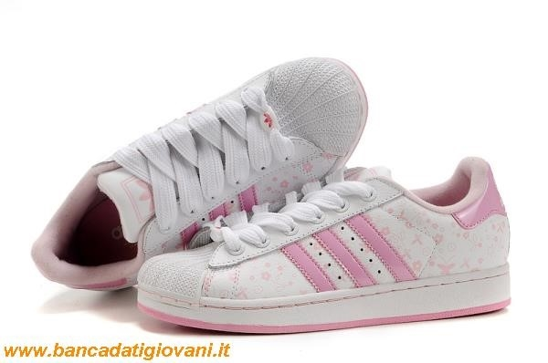 Superstar Adidas Oro Rosa