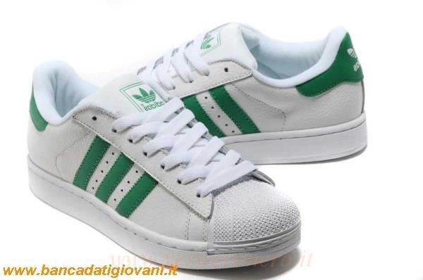 new concept 7d81a 2723b Adidas Superstar Nere Bianche E Oro