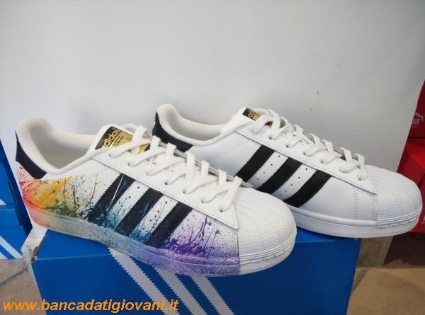 Schizzi Colorate It Bancadatigiovani Adidas Superstar Oyqbpp wO0Pkn