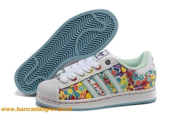 Scarpe Adidas Superstar Colorate