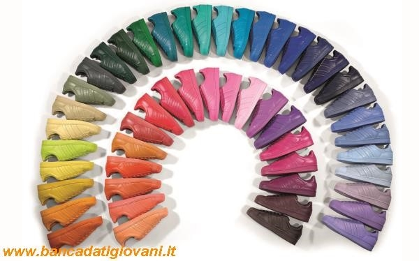 Adidas Superstar Con Schizzi Colorati