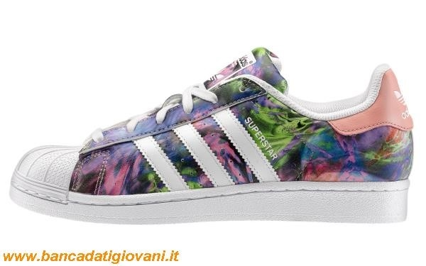 Adidas Superstar Fiori