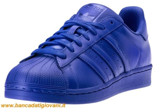 wholesale dealer e44f8 242a4 Adidas Superstar Supercolor Blu