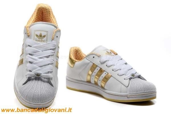 Adidas Superstar Gialle E Bianche