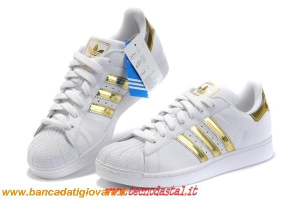 Adidas Superstar Gold Prezzo