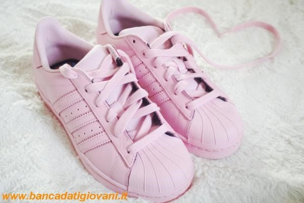 Adidas Superstar Light Pink