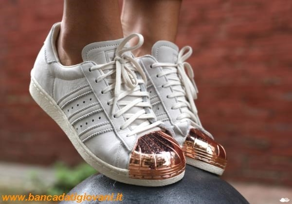 Adidas Superstar Metallic Toe