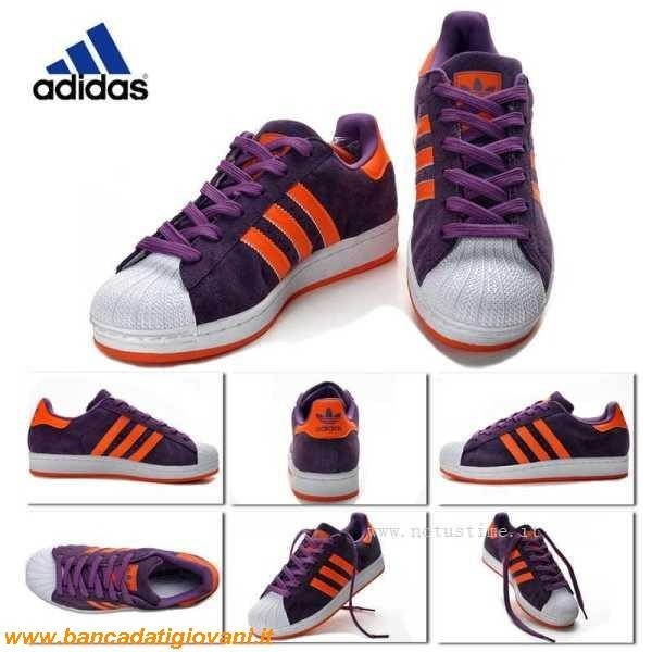 Adidas Superstar Marroni
