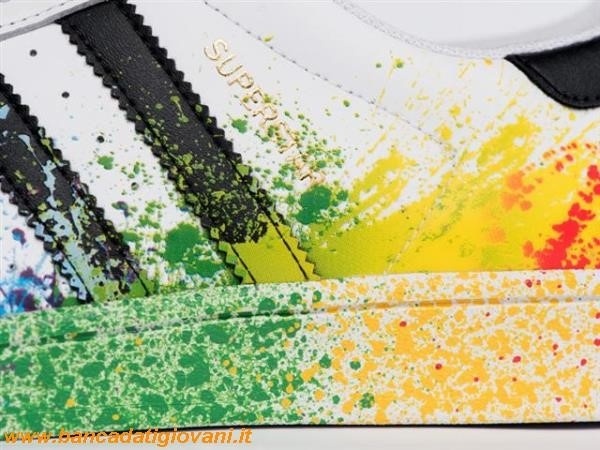 Adidas Superstar Rainbow Prezzo
