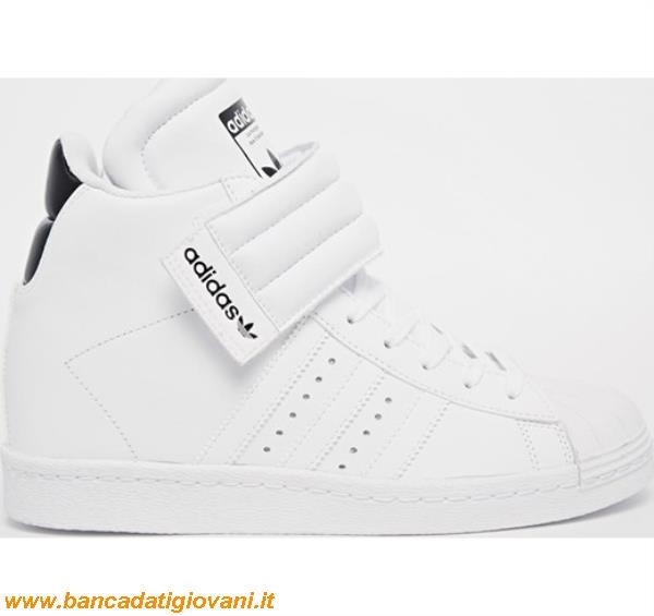 Adidas Superstar Stivaletto