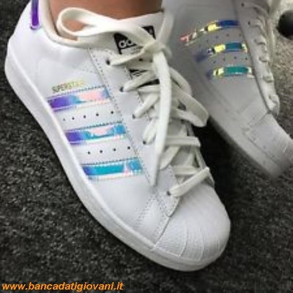 Adidas Superstar Tinteggiate