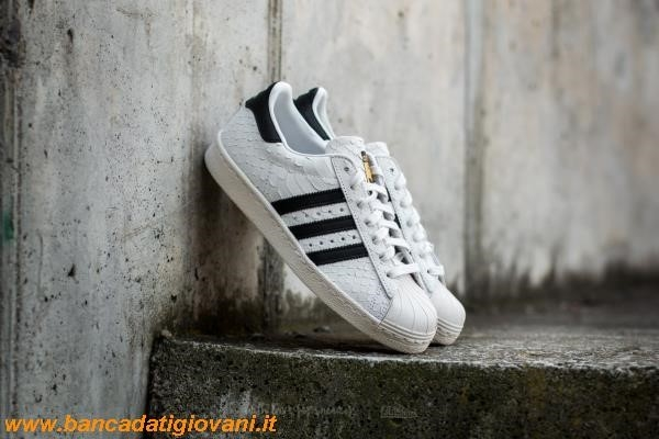 Adidas Superstar White Core Black