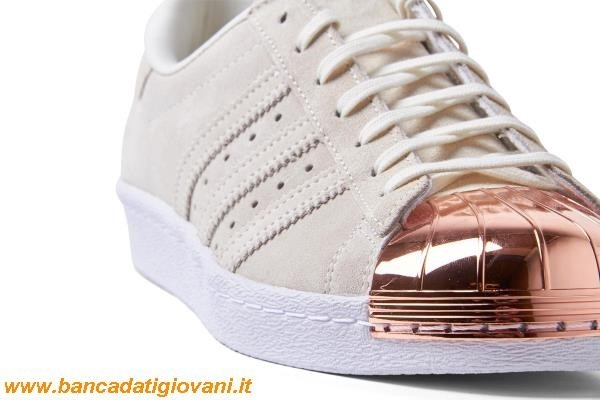 Adidas Superstar White Copper