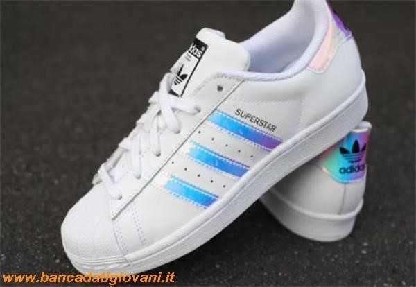 Adidas Superstar Argento