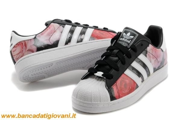 Superstar Adidas A Fiori