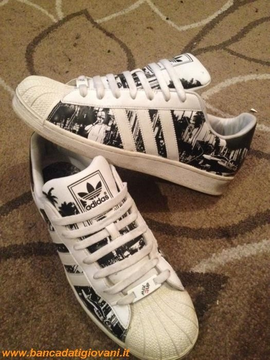 Superstar Adidas Limited Edition