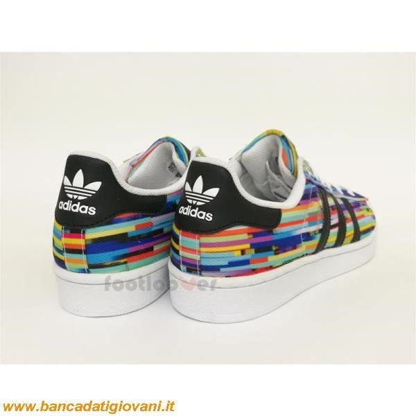 Superstar Adidas Multicolore