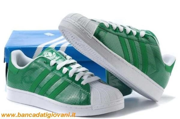 Superstar Adidas Verdi