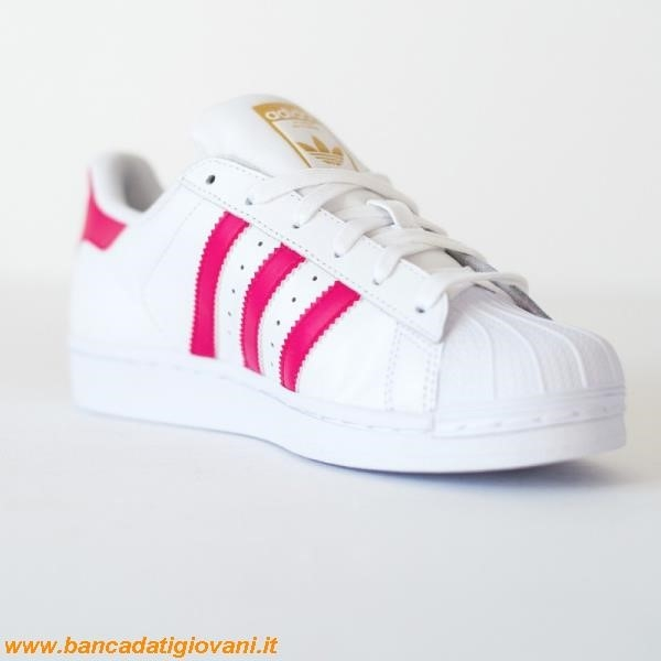 Adidas Fucsia Superstar