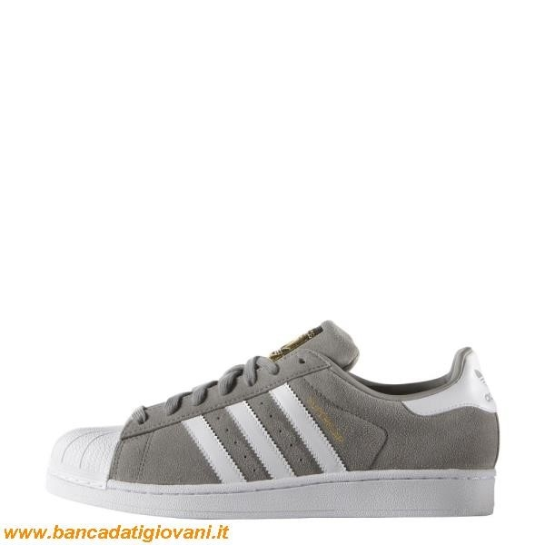 Adidas Grigie Superstar