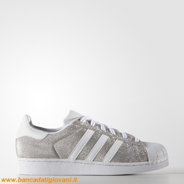 Adidas Glitter Superstar