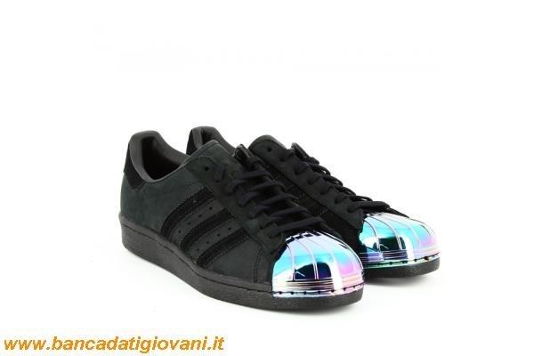 sports shoes 30d94 bc401 Adidas Superstar Punta Metallo