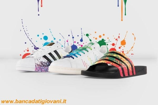 Superstar Colorate Schizzi